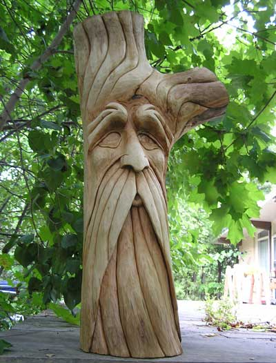 Vince jones wood carvings and sculptures